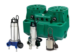 Drainage and Sewage pumps